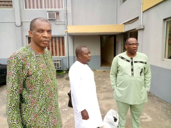 •The accused Edo political heavyweights