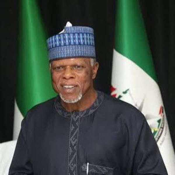 •Customs boss Hameed Ali.
