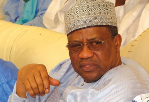 PDP crisis: IBB and Governor Dickson in closed-door meeting
