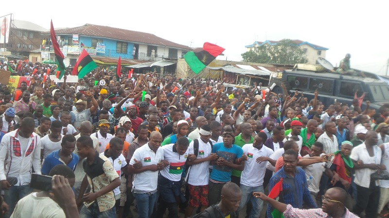 44 IPOB members freed in Bayelsa, charges dismissed