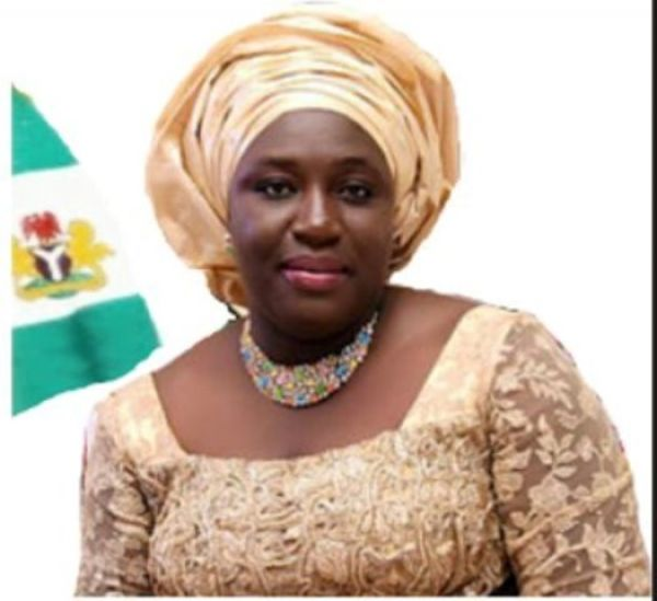 •Imo Commissioner for Happiness, Mrs Ogechi Ololo