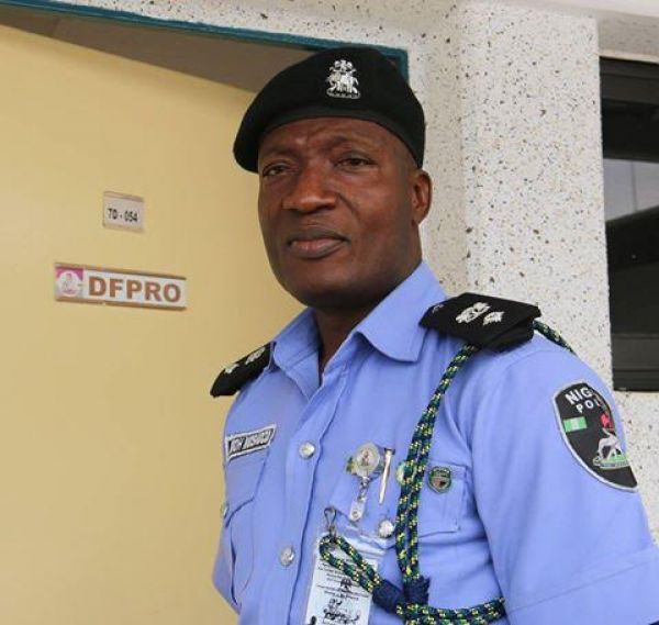•Force Spokesman, CSP Jimoh Moshood
