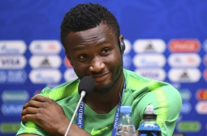 Mikel 'sick' over lover's threat