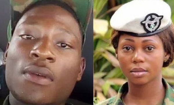 Court martial sentences Air Force man to death for killing girlfriend
