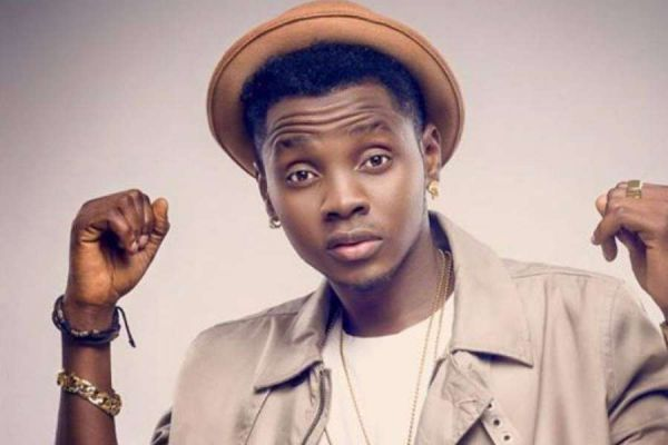 •Pop star Kiss Daniel