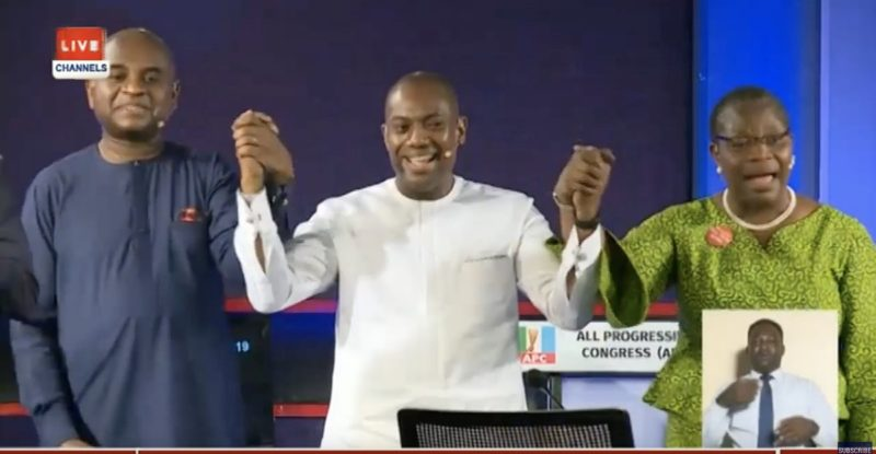Ezekwesili, Durotoye, Moghalu reel out economic plans for Nigeria