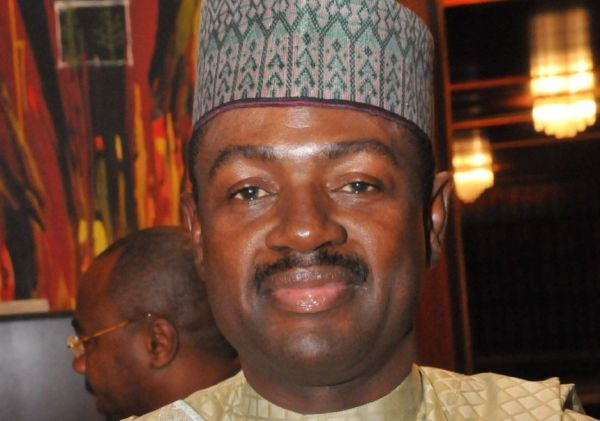 •APGA National Secretary Labaran Maku.
