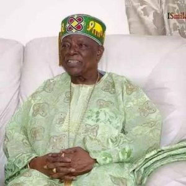 Image result for Oba Michael Adeniyi Sonariwo