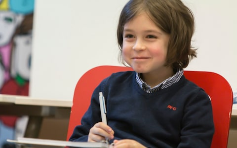Nine-year-old genius set to graduate from university