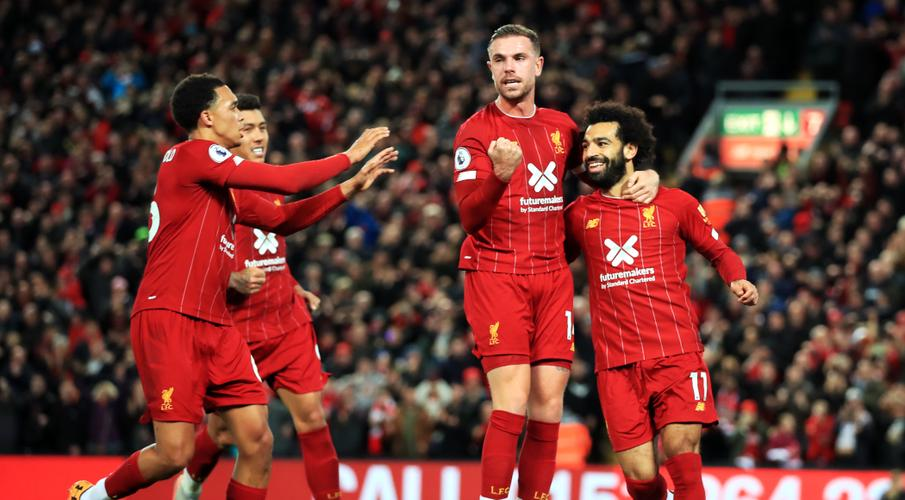 Liverpool recover from first minute goal to beat Spurs and extend EPL lead