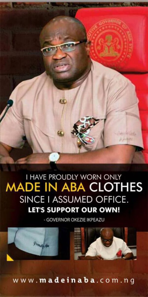 Understanding the impact of the Made in Aba Campaign