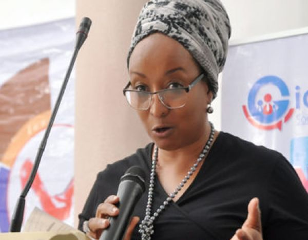 •Special Adviser to the President on NSIP, Maryam Uwais