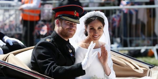 Meghan Markle and Prince Harry will return $9 million worth of wedding gifts