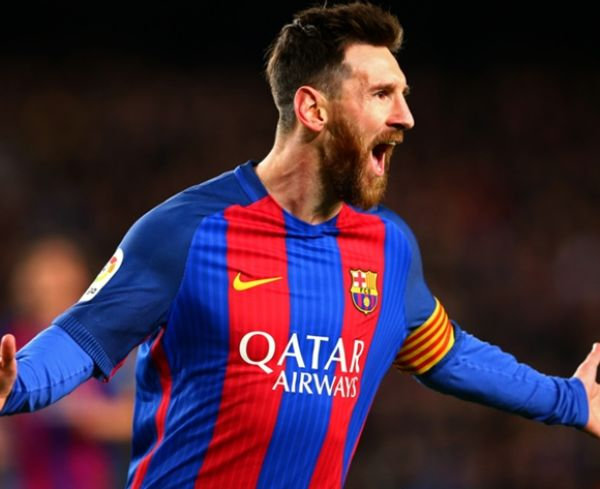 Cocaine with Lionel Messi branding seized by police