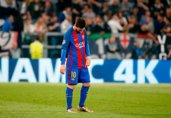 Barca need another Champions League miracle after 3-0 disgrace by Juventus