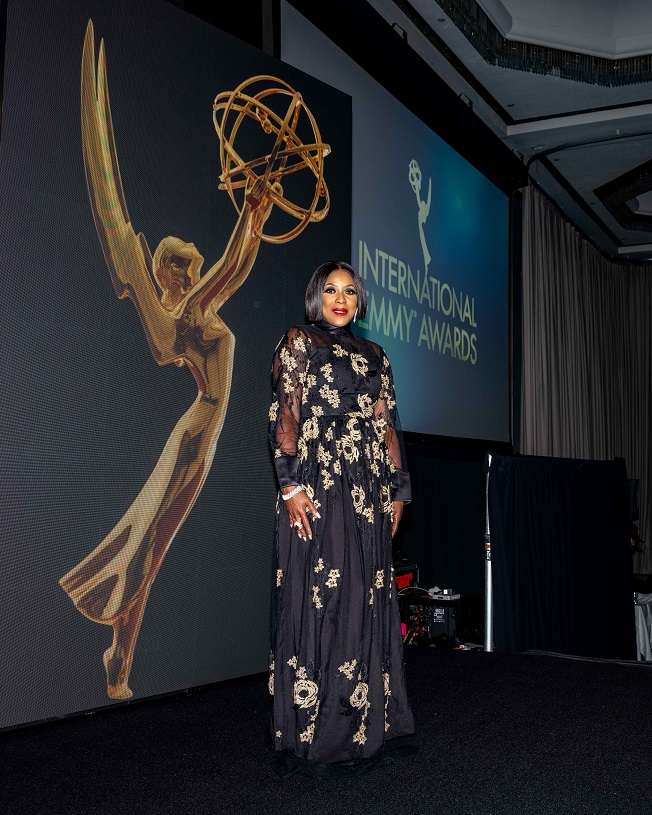 Mo Abudu makes history, becomes First African to Chair 47th International Emmy Awards Gala