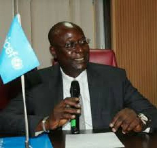 •UNICEF Representative in Nigeria, Mohamed Malick Fall