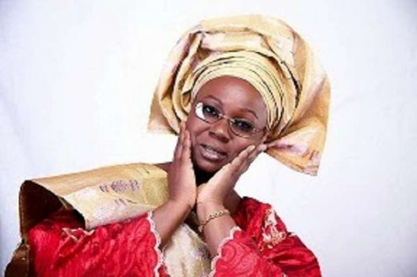 Fayose's wife speaks on sex