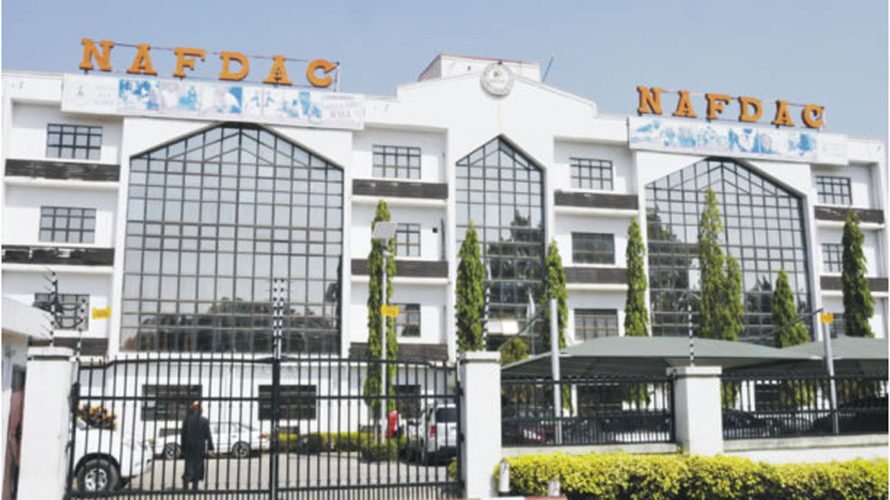 •NAFDAC headquarters in Abuja