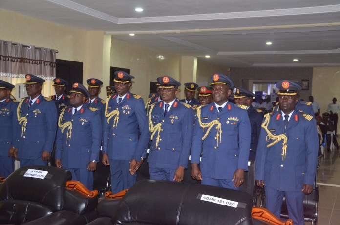 •NAF officers