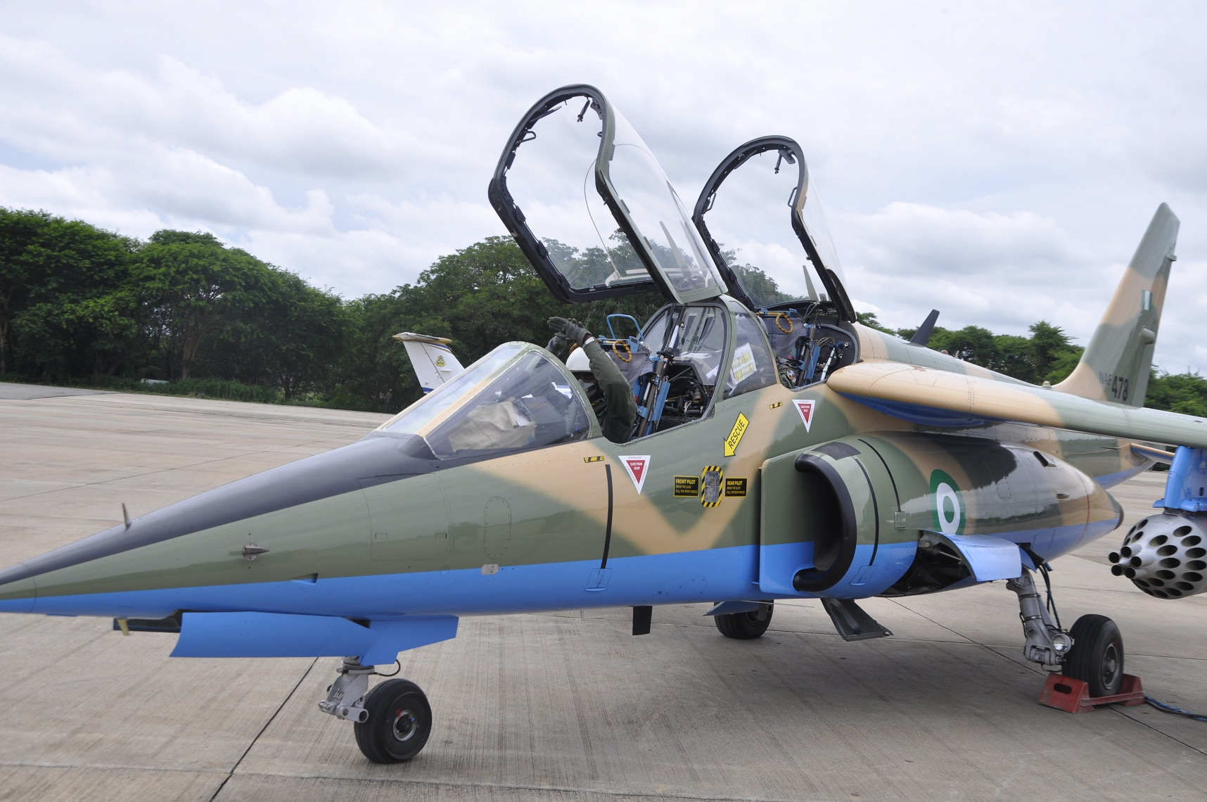 NAF bombers kill insurgents, destroys vehicles in Sambisa Forest
