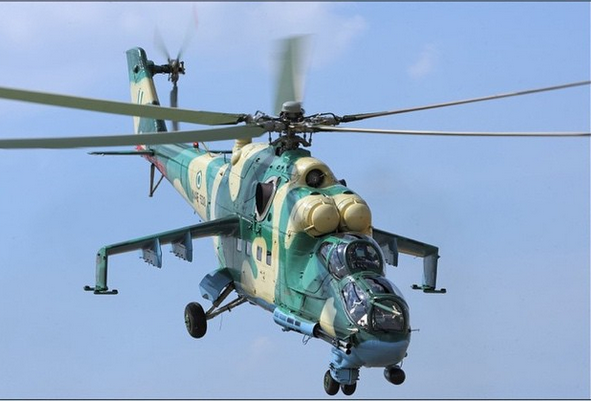 NAF fighter aircraft neutralises fleeing Boko Haram terrorists