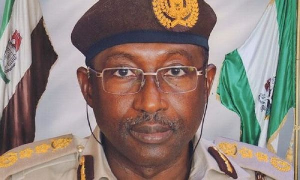 •Comptroller General of Immigration Muhammad Babandede