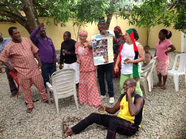 Release our son unconditionally, Nnamdi Kanu's parents tell FG; reject bail conditions