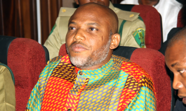 Nnamdi Kanu: SERG hails judiciary, urges FG to obey order this time