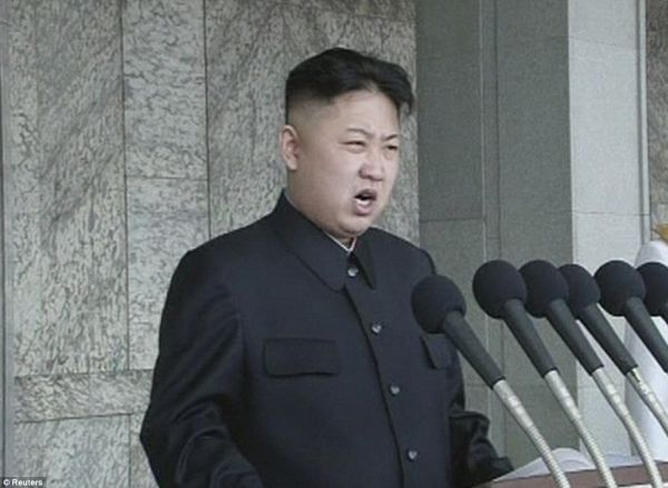 Nuclear war imminent, says North Korea