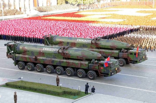 North Korea develops weapon that could 'kill 90 per cent of Americans'