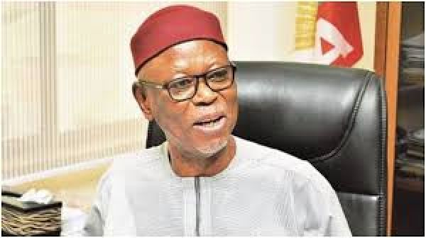 •APC National Chairman Odigie-Oyegun