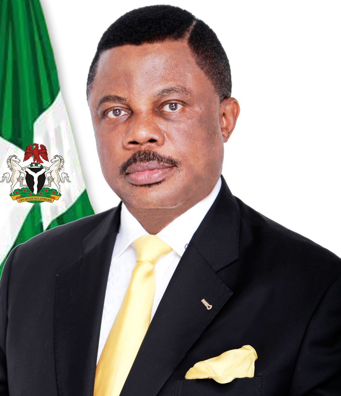 •Governor Willie Obiano of Anambra State