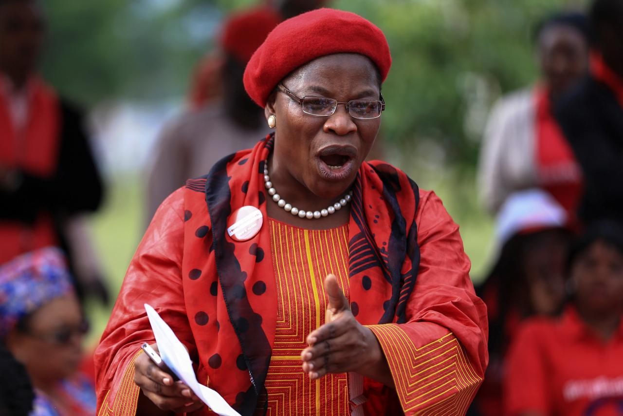 •ACPN Presidential candidate, Ezekwesili