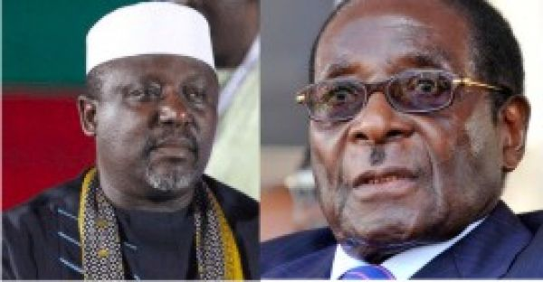 •Okorocha and Mugabe
