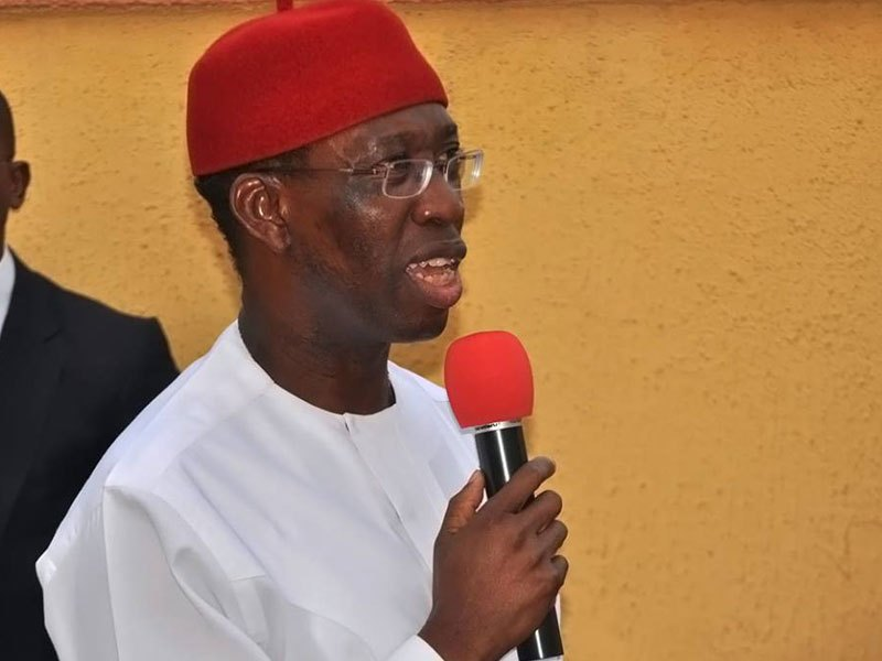 Okowa preaches reconciliation, love, charity at Christmas