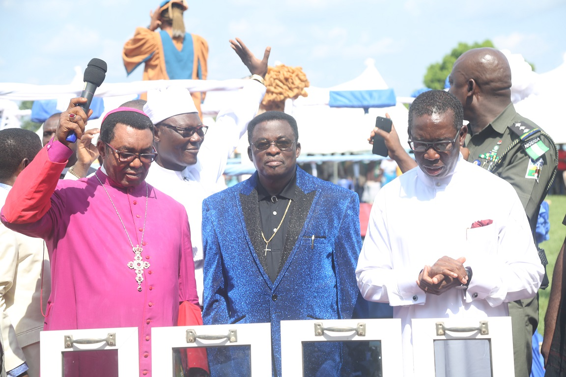 Prayers will make God intervene in the affairs of Nigeria — Okowa
