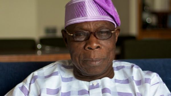 Obasanjo seeks strong challenge for South Africa's ruling party, government