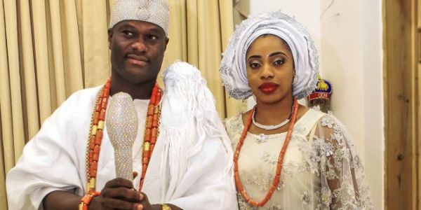 Ooni of Ife's marriage crashes •I have moved on with my life — Olori Wuraola