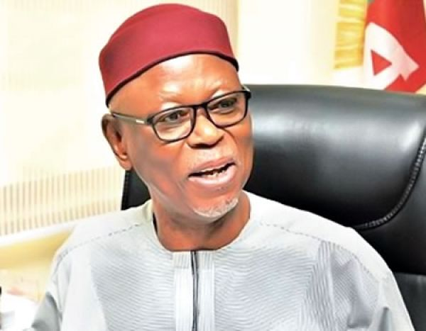 •APC National Chairman Odigie Oyegun