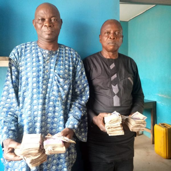 •PDP agents arrested in Iwo, Osun by the police