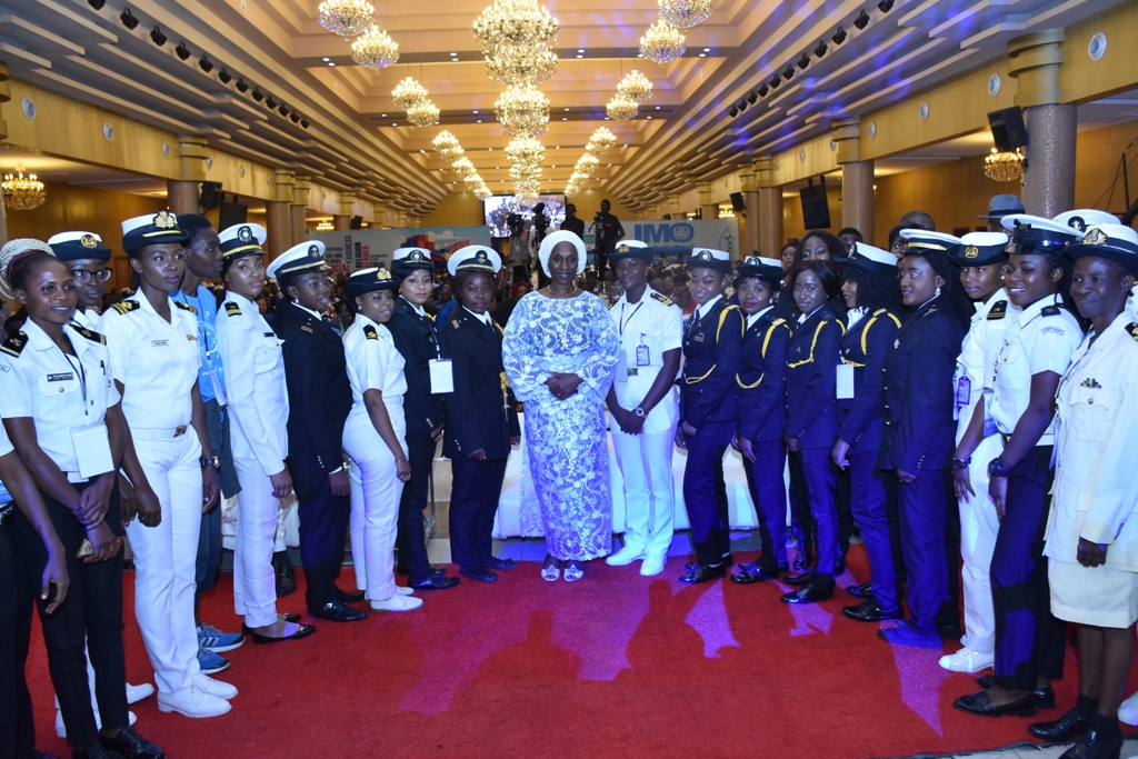 Buhari wants more women professionals in maritime to boost economy •Stakeholders clamour for gender balance in sector