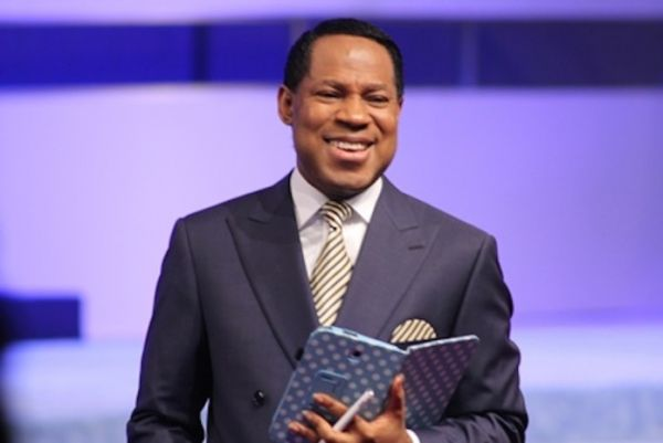 •Christ Embassy General Overseer, Pastor Chris Oyakhilome