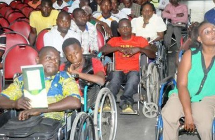 PWDs demand legislation for inclusion in governance