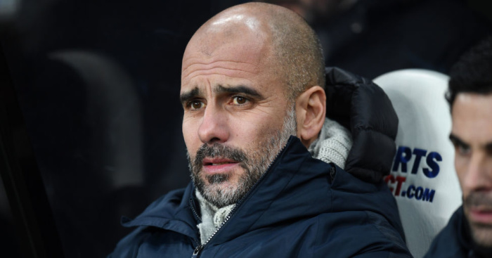 EPL Battle of Giants: Guardiola fearless despite City's poor Anfield record