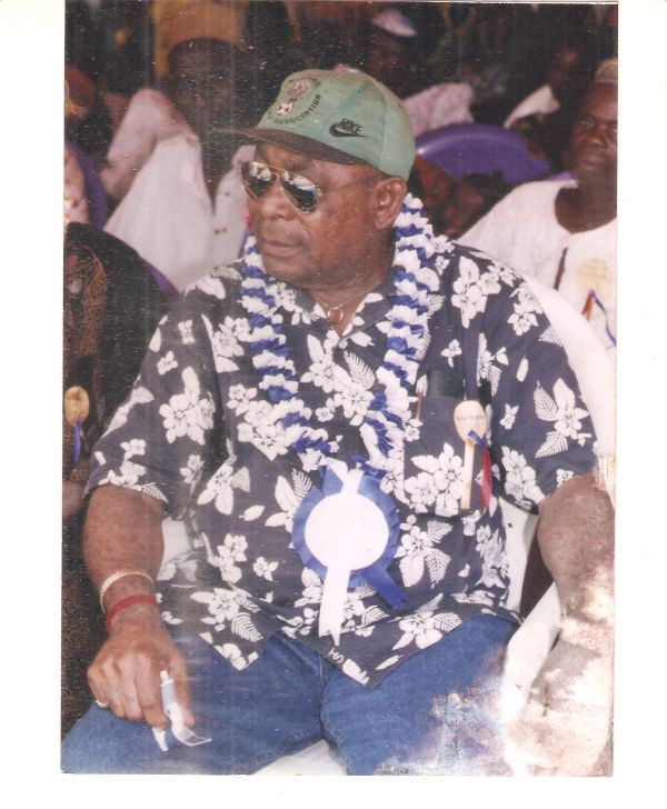 •NASE Award Committee Chairman, Prince Isidore Oduah