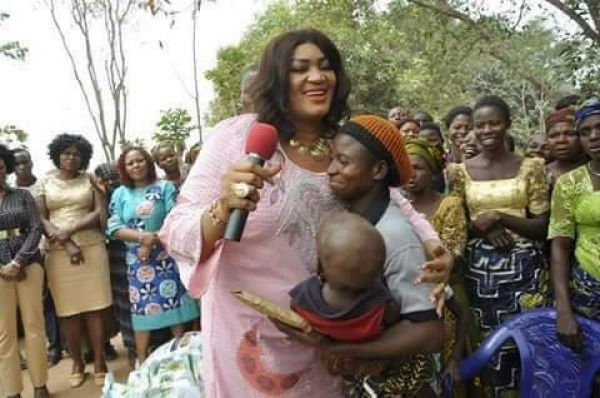 Rachael Umahi at 45: Celebrating an embodiment of selfless services to humanity
