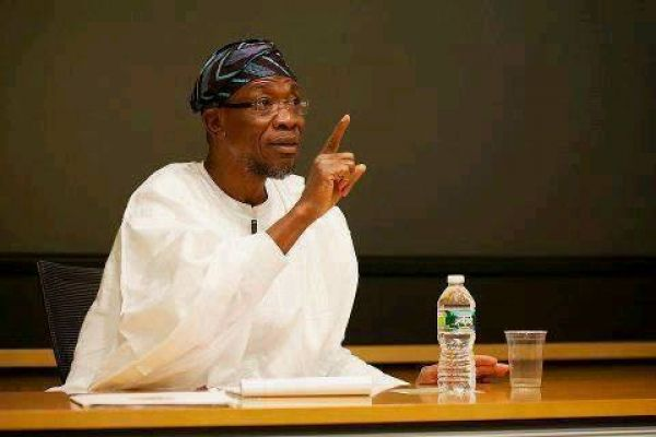 •Governor Aregbesola