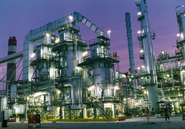 •Port Harcourt Refinery.