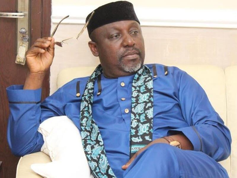 Okorocha dismisses purported expulsion from APC